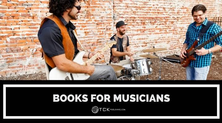 10 Books for Musicians That Will Inspire You to Keep Rocking