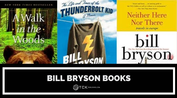 12 Bill Bryson Books for Exploring Nature, Science, and the English Language