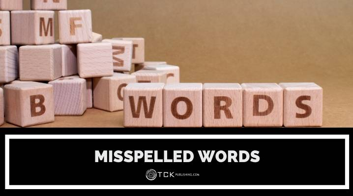100 Most Commonly Misspelled Words in the English Language