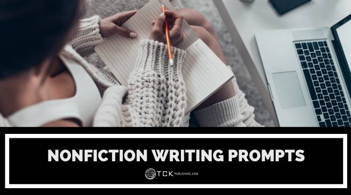 40 Nonfiction Writing Prompts to get the Creative Juices Flowing