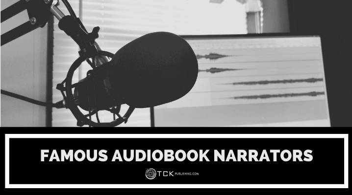 20 Famous Audiobook Narrators You Can Listen to All Day