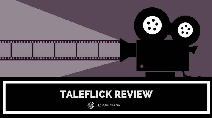 TaleFlick Review:  Pay and Wait for Your Story to Be Optioned