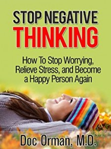Stop Negative Thinking