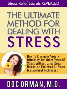 Ultimate Method for Dealing with Stress